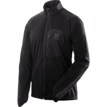 Haglofs Pace Jacket - Lightweight (For Men) in True Black - Closeouts