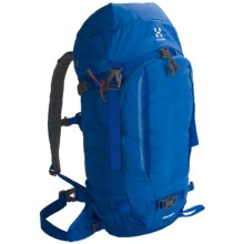 Haglofs Rand 30 Snowsport Backpack in Speed Blue/Banner Blue - Closeouts