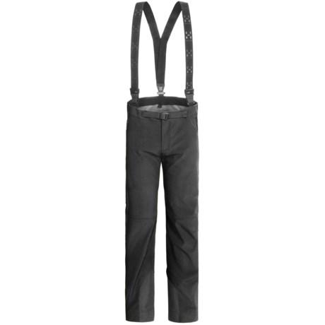 Haglofs Rand Soft Shell Pants (For Men) in Black