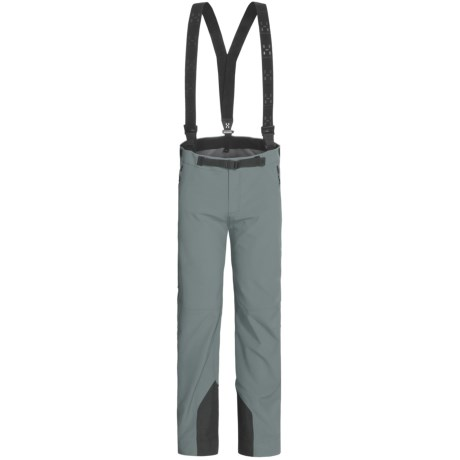 Haglofs Rand Soft Shell Pants (For Men) in Black