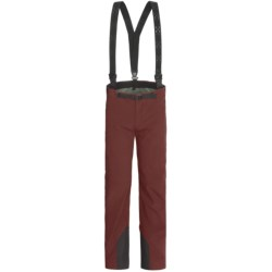Haglofs Rand Soft Shell Pants (For Men) in Cool Steel