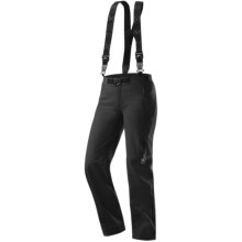 Haglofs Rando Q Snow Pants - Soft Shell (For Women) in Black - Closeouts