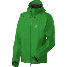 Haglofs Rival Gore-Tex® PacLite® Jacket - Waterproof (For Men) in Ginko Green - Closeouts