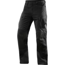 Haglofs Rugged Mountain Pants - UPF 40+ (For Men) in True Black - Closeouts