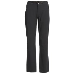 Haglofs Schist Q Soft Shell Pants (For Women) in Black