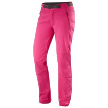 Haglofs Schist Q Soft Shell Pants (For Women) in Cosmic Pink - Closeouts