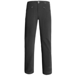 Haglofs Schist Soft Shell Pants (For Men) in Black