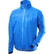 Haglofs Scramble Gore-Tex® Shell Jacket - Waterproof (For Men) in Gale Blue - Closeouts