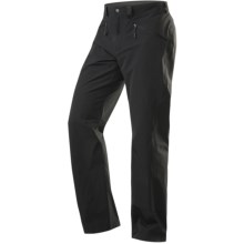 Haglofs Shale Pants - Soft Shell (For Men) in Black - Closeouts