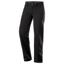 Haglofs Shale Q Pants - Soft Shell (For Women) in True Black - Closeouts