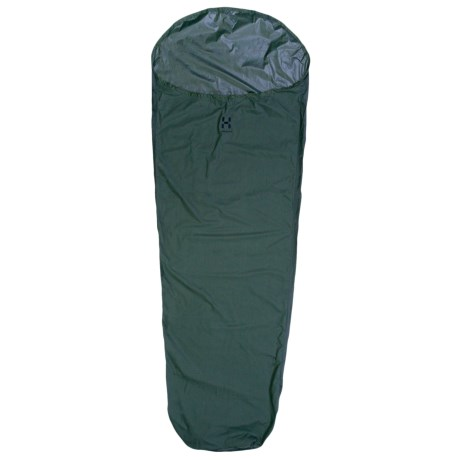 Haglofs Sleeping Bag Cover in Green