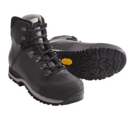 Haglofs Solid Lite Gore-Tex® Hiking Boots - Waterproof (For Men) in Black