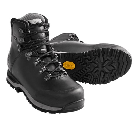 Haglofs Solid Lite Q Gore-Tex® Hiking Boots - Waterproof (For Women) in Black