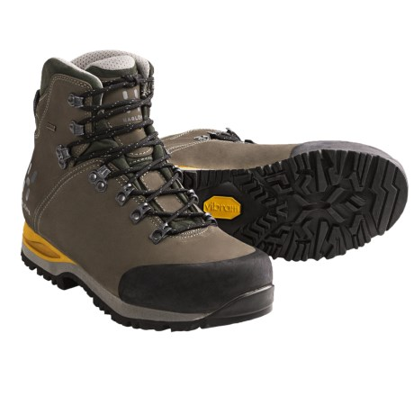 Haglofs Solid Lite Q Gore-Tex® Hiking Boots - Waterproof (For Women) in Lead