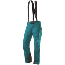Haglofs Spinx Q Gore-Tex® Pro Shell Pants - Waterproof (For Women) in Kolibri Blue - Closeouts