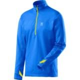 Haglofs Stem II Pullover - Zip Neck, Long Sleeve (For Men)