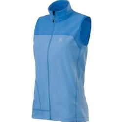 Haglofs Stem II Q Vest (For Women) in Mist Blue/Aero Blue