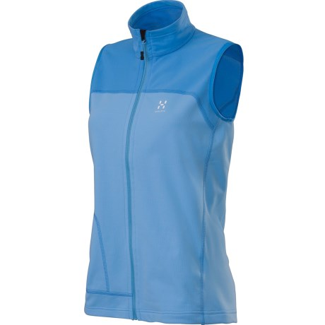 Haglofs Stem II Q Vest (For Women) in True Black