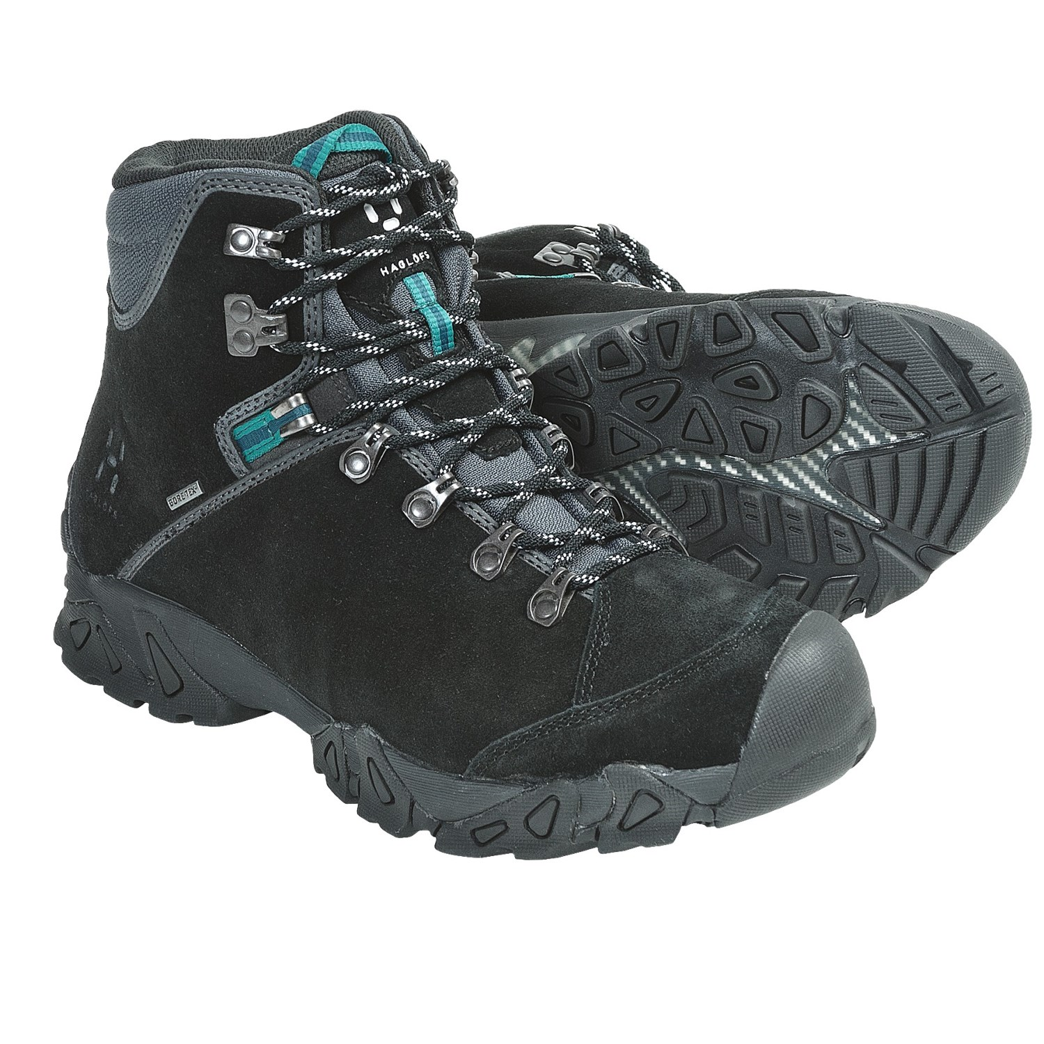Suede Hiking Boots for Women
