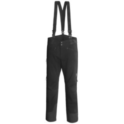 Haglofs Suta II Windstopper® Soft Shell Pants (For Men) in Black