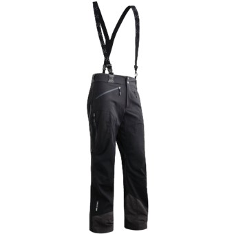 Haglofs Suta Windstopper® Pants - Soft Shell (For Men) in Black