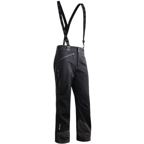 Haglofs Suta Windstopper® Soft Shell Pants (For Men) in Black
