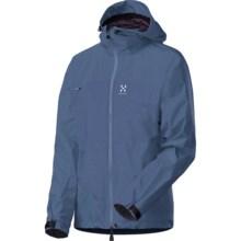 Haglofs Swift II Q Jacket - Windstopper® (For Men) in Blue Shadow - Closeouts