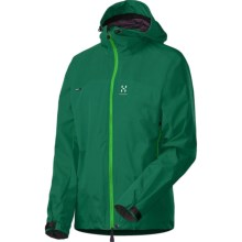 Haglofs Swift II Q Jacket - Windstopper® (For Men) in Verdigris - Closeouts