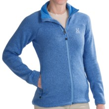 Haglofs Swook Q Jacket (For Women) in Mist Blue - Closeouts