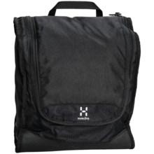 Haglofs Toilet Bag - Large in True Black/True Black - Closeouts