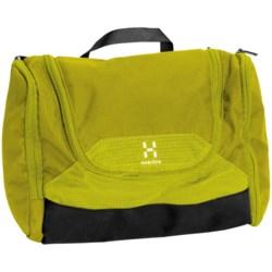 Haglofs Toilet Bag - Medium in Seasparkle/Firefly