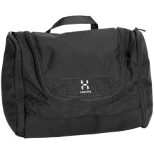Haglofs Toilet Bag - Medium in True Black/True Black - Closeouts