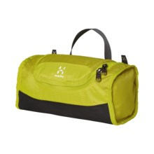 Haglofs Toilet Bag - Small in Seasparkle/Firefly - Closeouts
