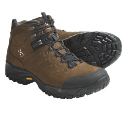 Haglofs Trail Mid GT Gore-Tex® Hiking Boots - Waterproof (For Men) in Black