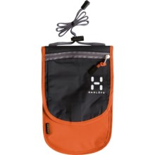 Haglofs Travel Pouch in Mandarin/Charcoal - Closeouts