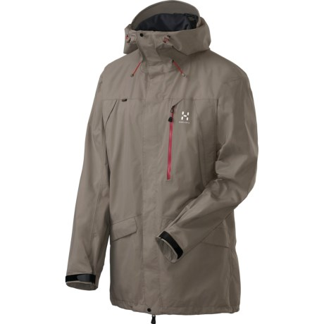 Haglofs Tundra II Gore-Tex® Jacket - Waterproof (For Men) in Hurricane Blue