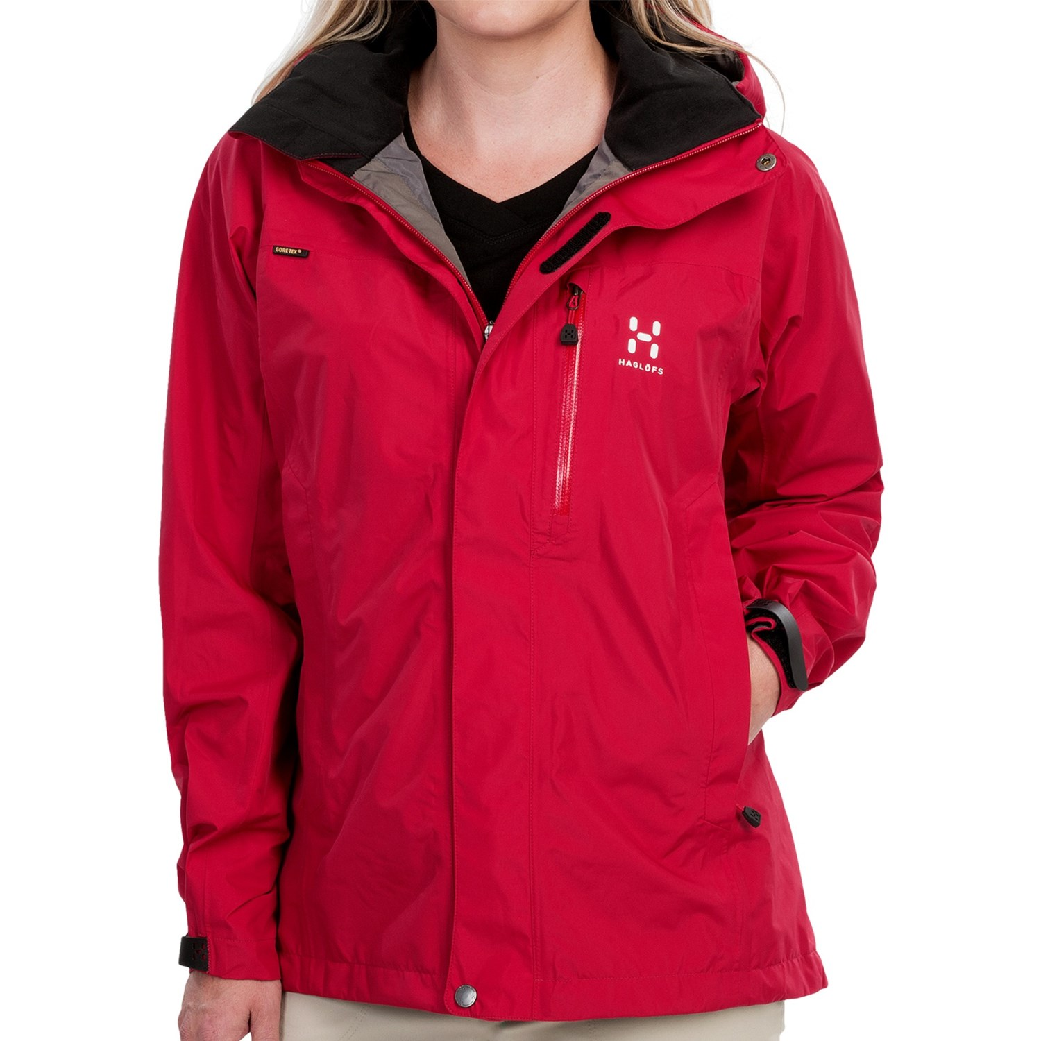 Haglofs Vandra II Q Gore-Tex^ Jacket (For Women) - Save 67