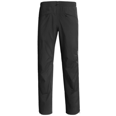 Haglofs Velum Pants - Waterproof (For Men) in Black