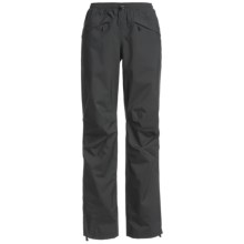 Haglofs Velum Pants - Waterproof (For Women) in Black - Closeouts