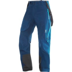 Haglofs Verte II Ski Pant (For Men) in Hurricane Blue