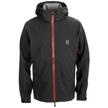 Haglofs Zenith II Jacket - Waterproof (For Men) in Black - Closeouts