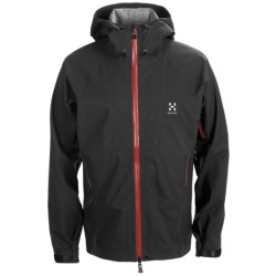 Haglofs Zenith II Jacket - Waterproof (For Men) in Black