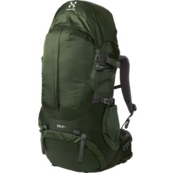 Haglofs Zolo 60 Trekking Backpack - Internal Frame in Nori Green