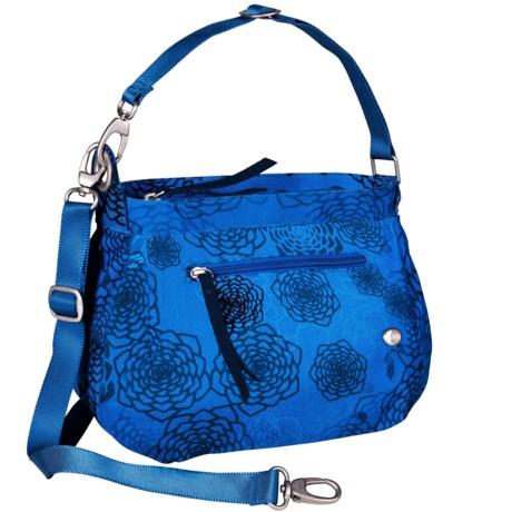 Haiku Bucket Shoulder Bag - Recycled Materials (For Women) in Tie Dye Midnight