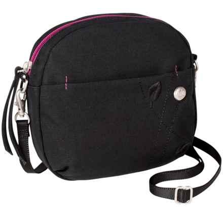 Haiku Cairn Crossbody Bag (For Women) in Black - Closeouts
