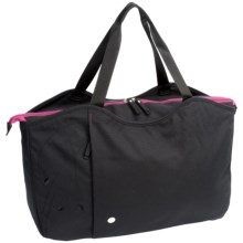Haiku Day Tote Bag (For Women) in Black - Closeouts