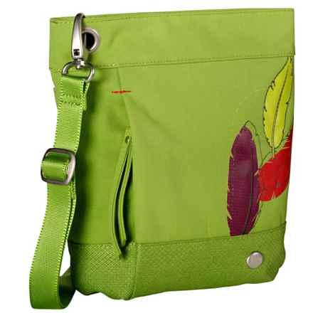 Haiku Drift Crossbody Bag (For Women) in Apple Green - Closeouts