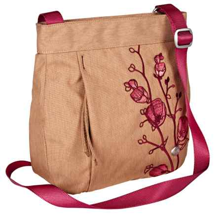 Haiku Drift Crossbody Bag (For Women) in Canyon - Closeouts