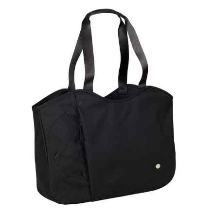 Haiku Everyday Tote Bag (For Women) in Black - Closeouts