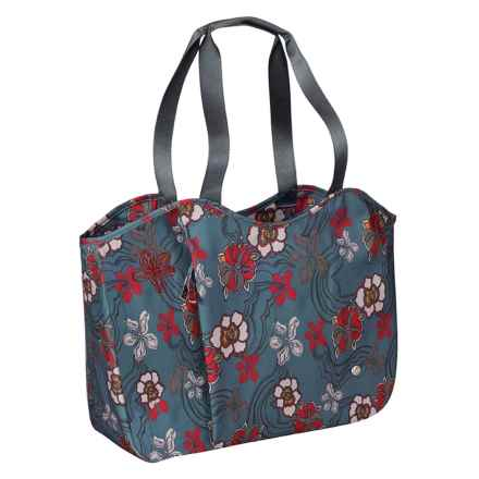 Haiku Everyday Tote Bag (For Women) in River Floral Print - Closeouts